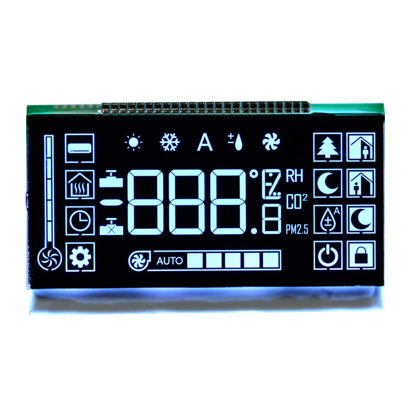 Custom Segment LCD Display GY6331