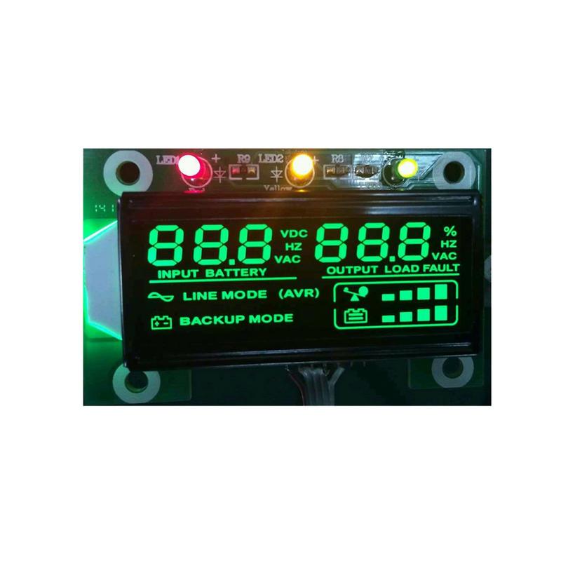 Custom Segment LCD Module GY1037