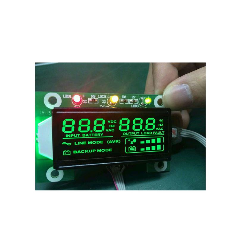 Genyu Top custom lcd screen supply for meter-1