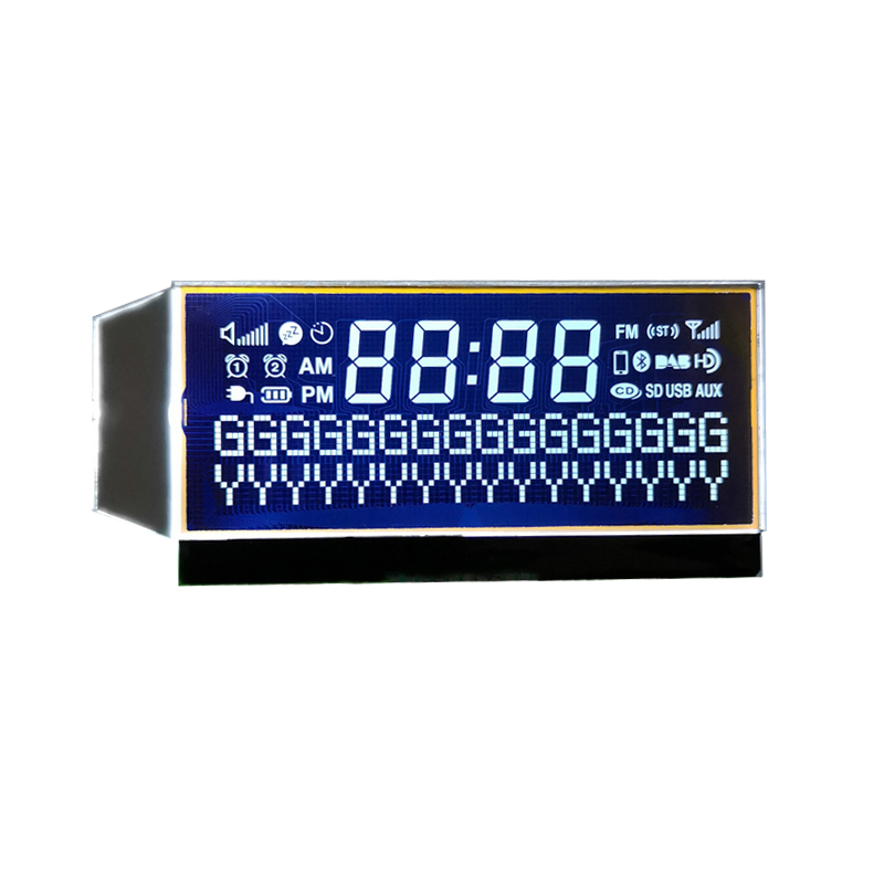Genyu gy6331 lcd custom manufacturers for meter-1