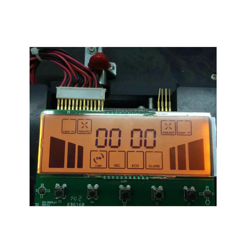 Custom Segment LCD Display GY02867