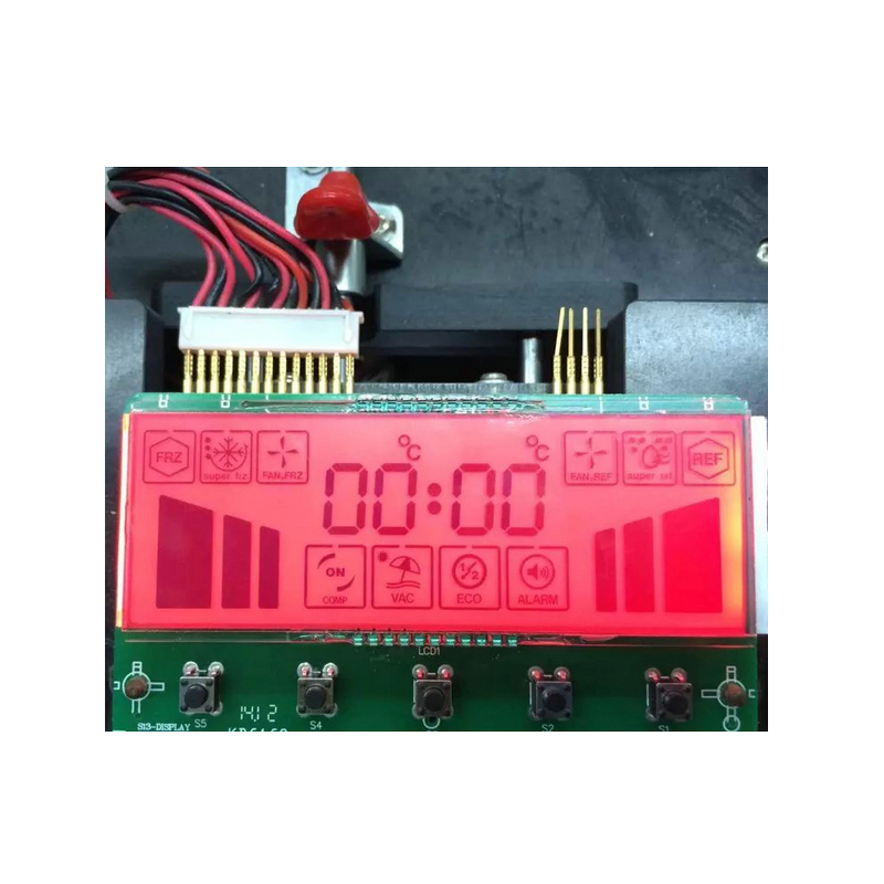 New segment lcd display customized for video-1