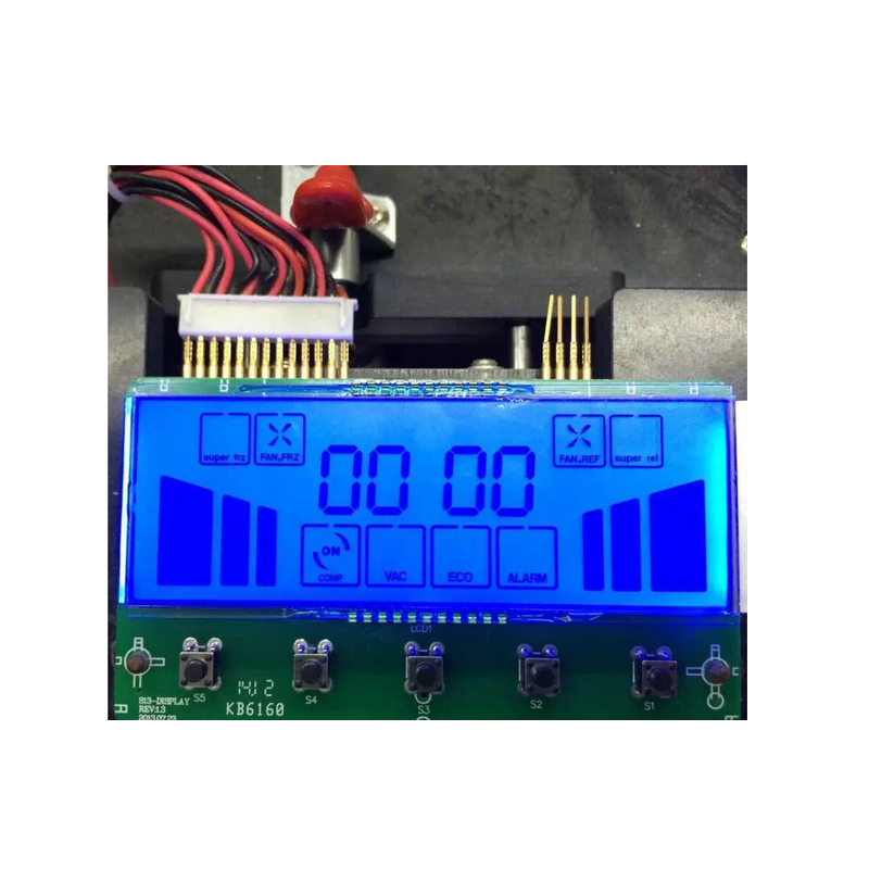 New segment lcd display customized for video-2