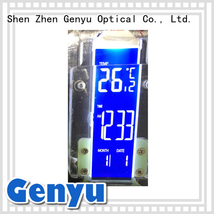 size custom tn lcd module for video Genyu