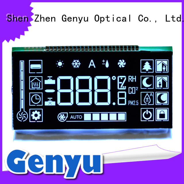 gy02867 custom lcd manufacturer electricity for home appliances Genyu