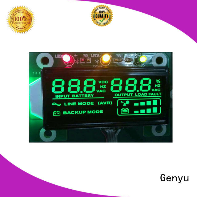 Wholesale custom size lcd gy6071 factory for meter