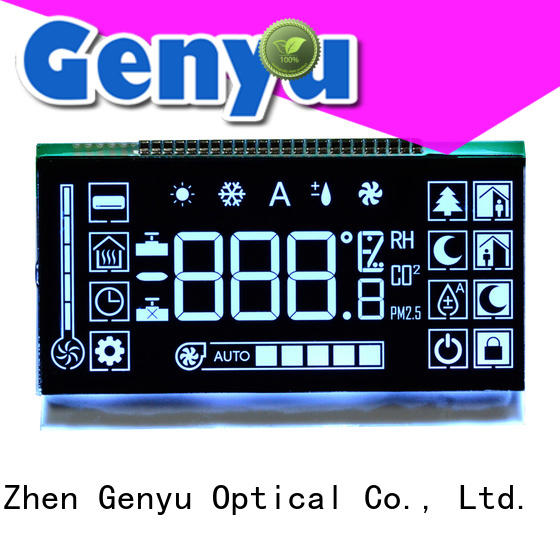 Genyu gy160257 lcd custom company for home appliances