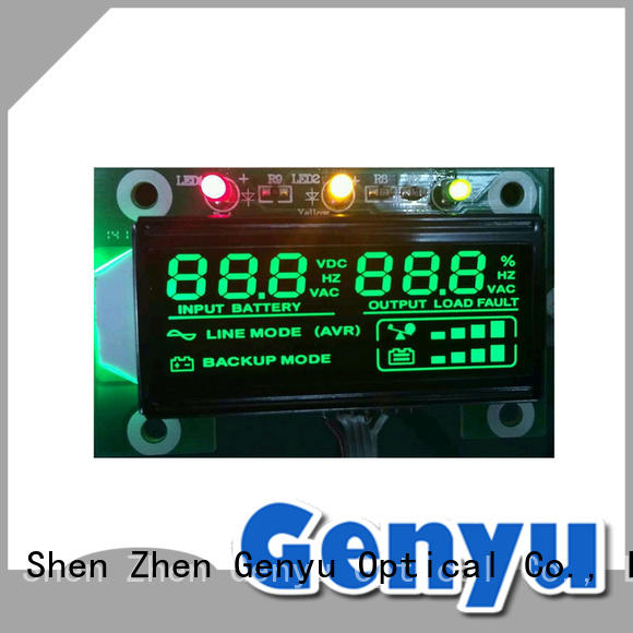 gy8056a custom size screen exporter for laser Genyu