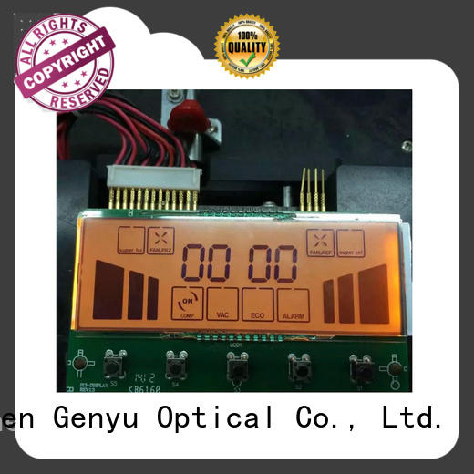 Top lcd custom lcm for meter