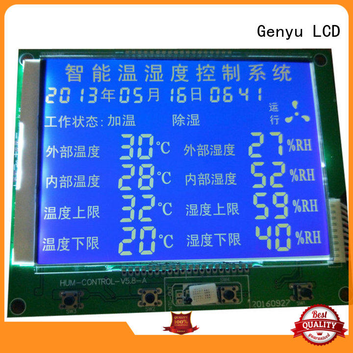 Wholesale lcd custom va manufacturers for instrumentation