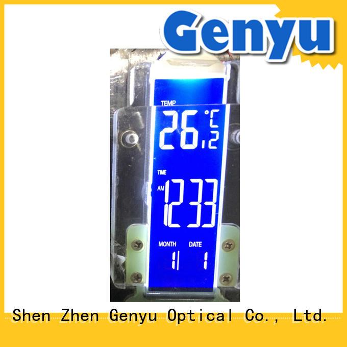 Custom Segment LCD Display GY0701