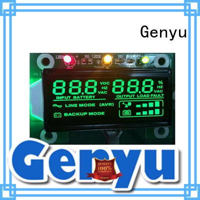 Genyu High-quality lcd display custom company for home appliances