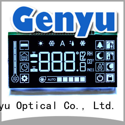 Genyu custom custom lcd manufacturer request for quote for video