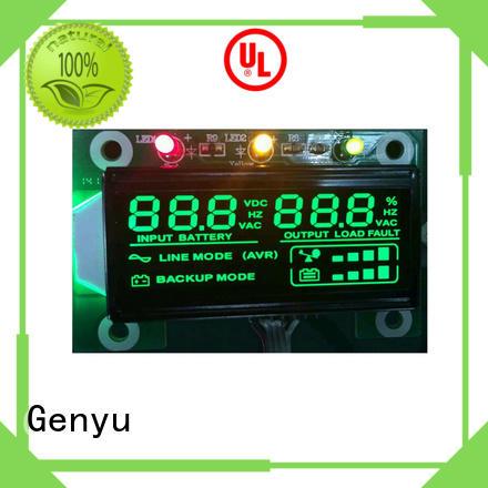 Genyu Latest custom lcd screen company for instrumentation