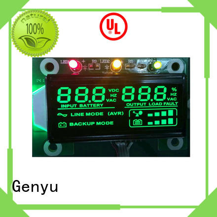 Genyu Latest custom lcd screen company for instrumentation