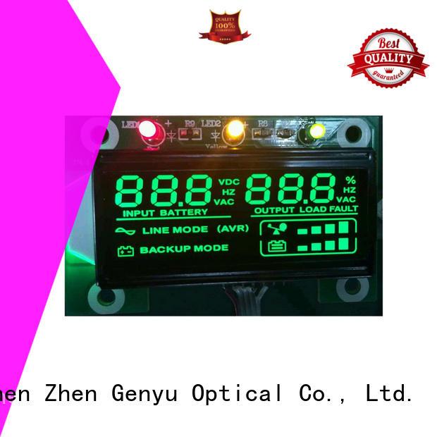 Genyu Custom lcd custom supply for instrumentation