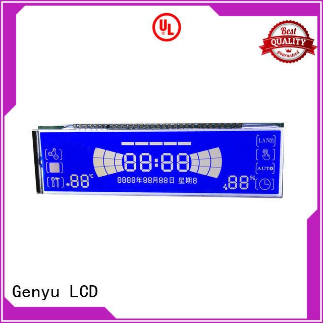 Genyu Custom custom lcd screen manufacturers for laser