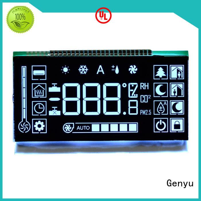 Genyu gy03656 lcd custom supply for meter