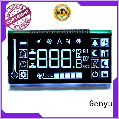 Wholesale custom size lcd black for business for home appliances