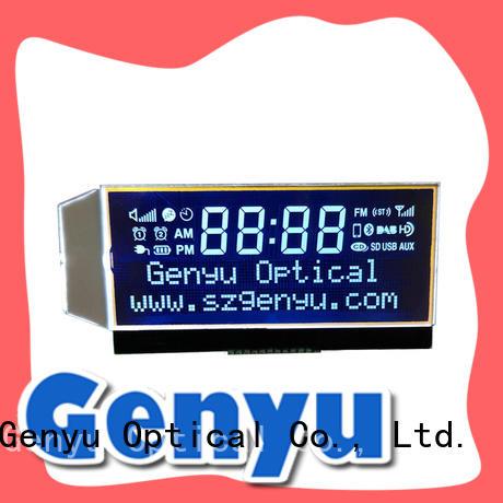 Custom Size Segment LCD GY1602-57