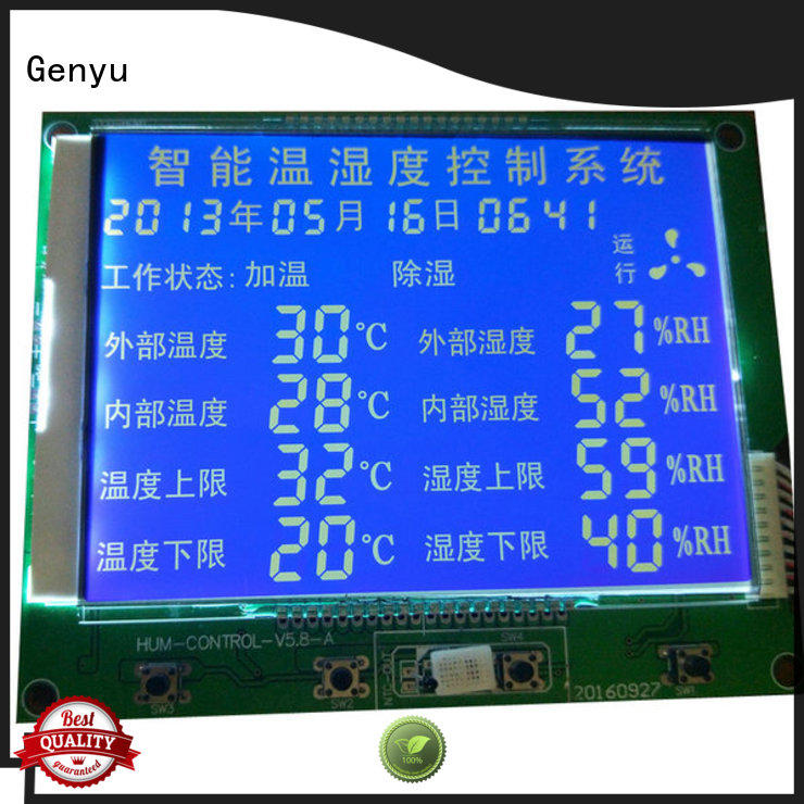 Best segment lcd display gy5774v manufacturers for instrumentation